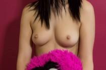 Free porn pics of Melissa Clarke Pink Bodysuit 1 of 141 pics