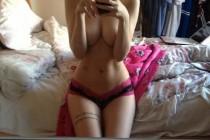 Free porn pics of Bedroom Mirror- Bra & Panties 1 of 52 pics