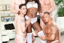 Free porn pics of Skyler Nicole - White Out! (GANGBANG) 1 of 327 pics