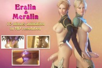 Free porn pics of Eralin & Meralin - Futanari 1 of 135 pics