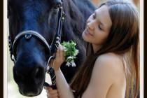 Free porn pics of Nude girl love horses HQ 1 of 24 pics