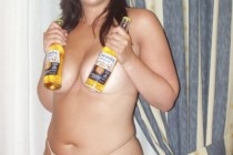 Free porn pics of At least one too many beers ... 1 of 4 pics