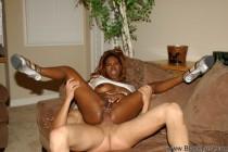 Free porn pics of Sexy Ebony Slut Entice Jones Gets Her Tight Ass Stuffed! 1 of 22 pics