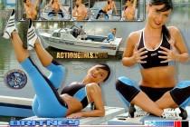Free porn pics of Britney - Boat Ride 1 of 152 pics