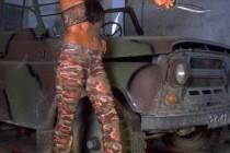 Free porn pics of Amira Nazine - Army Depot 1 of 53 pics