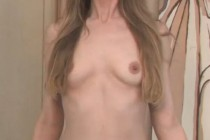 Free porn pics of Blonde stripped and shaved bald 1 of 26 pics