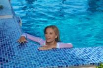 Free porn pics of verrrrrrrrrry sexy Candice at the pool 1 of 41 pics